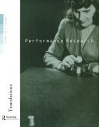 Front Cover of Performance Research: Volume 7 Issue 2 - Translations