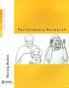 Front Cover of Performance Research: Volume 8 Issue 4 - Moving Bodies